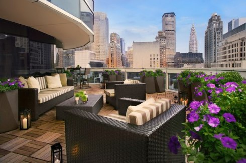 Book a room at the Sofitel New York online through the Best New York Hotel Deals