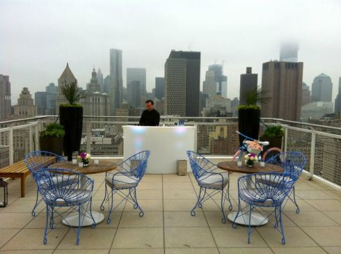 Mondrian Soho Hotel in New York